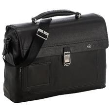CA1045VI-N Valigetta ventiquattrore Nero borsa per notebook