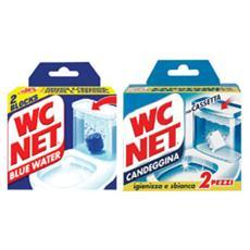 conf. 2. Wc Net cassetta acquablu. M77188 / M74389
