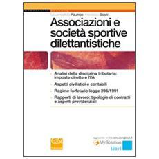 Associazioni e società sportive dilettantistiche