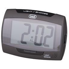 Orologio Digitale Con Sveglia Sld 3065 Nero
