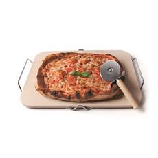 Pietra Cottura Pizza 30,5 x 38 cm
