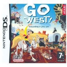 NDS - Lucky Luke Go West