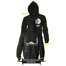 Star Wars - The Force Awakens - Tie-Fighter Approaching Rear (Felpa Con Cappuccio Unisex Tg. S)