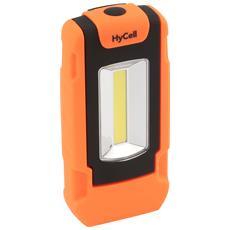 Lampada Flessibile da Lavoro COB-LED Colore Arancione