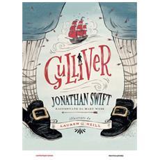 Gulliver da Jonathan Swift