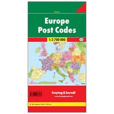 Europa codici postali