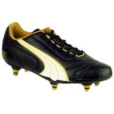 Scarpe Da Calcio Ragazzo (29 Eur) (nero / bianco / oro)