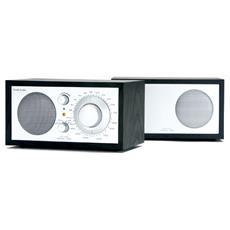 Model Two Stereoradio, Portatile, Analogico, AM, FM, 5 - 40 °C, 212,7 x 133,4 x 114,3 mm