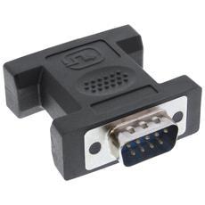 Sub-D / Sub-D M / M Sub-D Sub-D Nero cavo di interfaccia e adattatore