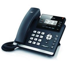 SIP-T41P Ultra Elegant Telefono VoIP