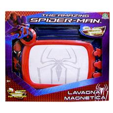 Lavagna Magica Magnetica con Accessori Grande Spiderman The Amazing