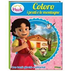 Heidi 3D - Coloro I Prati E Le Montagne