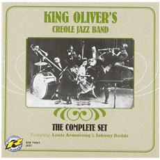 King Oliver's Creole Jazz - The Complete Set (2 Cd)