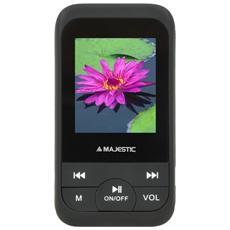 Sda1672n Bk Lettore Mp4 Video Display 1,8 A Colori Radio Microsd 16 Gb