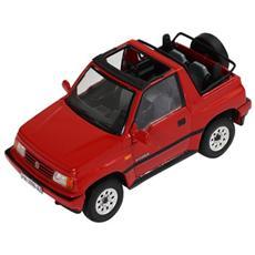 Prd329 Suzuki Escudo 1992 Red 1:43 Modellino