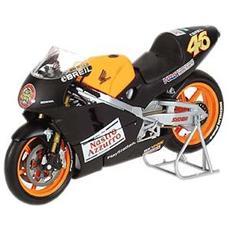 Pm122006186 Honda V. rossi 2000 Test Bike 1:12 Modellino