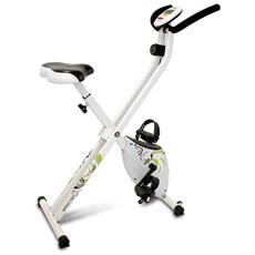 Open&go Yf90 Cyclette Da Camera Pieghevole Bianca