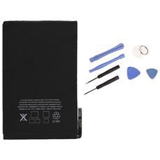 Batteria 3.72v 4440mah 16.5wh Per Ipad Mini V1 Con 7 Strumenti Inclusi