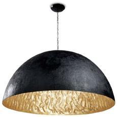 Faro 29789 - Magma-g Lampada Sospensione Nero E Oro