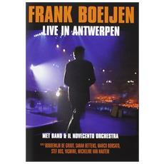 Boeijen, Frank - Live In Antwerpen