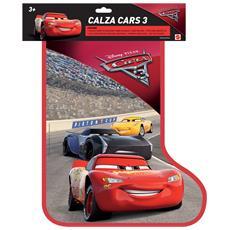 Calza Befana Cars 3 2018