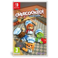 Switch - Overcooked