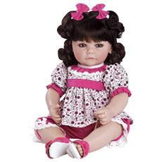 Adora Toddler Time Babies – Cutie Patootie - Bambola Esclusiva Da 51 Cm - Finita A Mano - Bambola E Finiture Di Alta Qualità