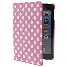 "124127 9.7"" Custodia a libro Rosa, Bianco compatibile Apple iPad"