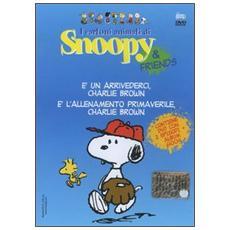 È un arrivederci, Charlie Brown-È l'allenamento primaverile, Charlie Brown. Con DVD