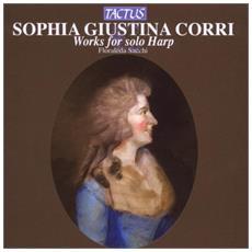 Floraleda Sacchi - Works For Solo Harp