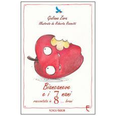 Biancaneve e i 7 nani raccontata in 8 brani