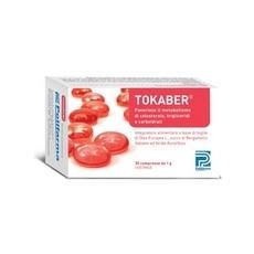 Tokaber Compresse 30g
