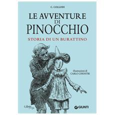Carlo Collodi - Le Avventure Di Pinocchio (Ill. Chiostri)