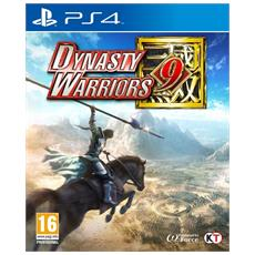 PS4 - Dynasty Warriors 9