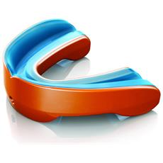 Gel Nano Paradenti Adulti (adulti, 11 + Anni) (arancione / blu)