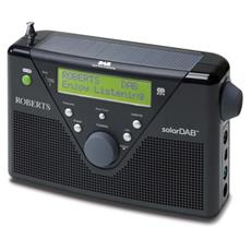 solarDAB 2, Portatile, Digitale, DAB, FM, AA