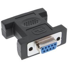 Sub-D / Sub-D F / F Sub-D Sub-D Nero cavo di interfaccia e adattatore