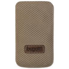 Perfect Scale Case - Samsung-I9100 Galaxy S II reed brown Custodia a tasca Marrone