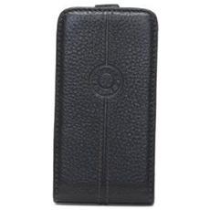 FA400040 Custodia a libro Nero custodia per cellulare