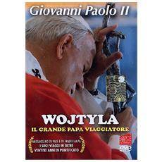 Dvd Wojtyla - Il Grande Papa Viaggiatore
