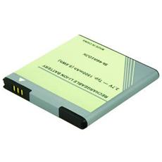 2-Power MBI0122A, 1500 mAh, GPS / PDA / Mobile phone, Ioni di litio, 30g