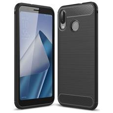 Custodia Cover Tpu Gomma Silicone Per Smartphone Asus Zenfone Max (m1) Zb555kl