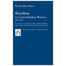 Ruralism in central italian writers. 1927-1997