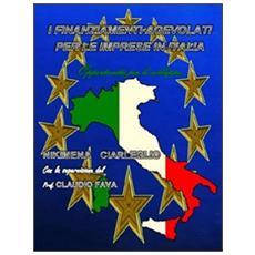 I finanziamenti agevolati per le imprese in Italia