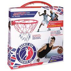 Canestro Basket USA in Metallo 46 cm