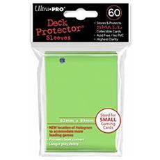 ULTRA PRO Bustine Mini Verde Acido 60pz