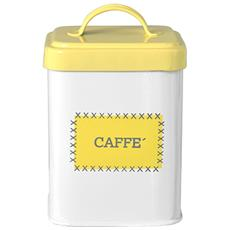 Barattolo Metallo Caffe Cm14 Contenitori Per Alimenti