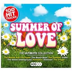 Ultimate Summer Of Love (5 Cd)