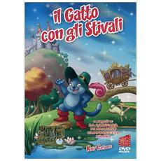Dvd Gatto Con Gli Stivali (il)