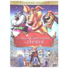 DVD NUOVE AVVENTURE DI CHARLIE (LE) (se)